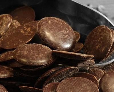 Chokoladeknapper Kaoka økologisk fairtrade