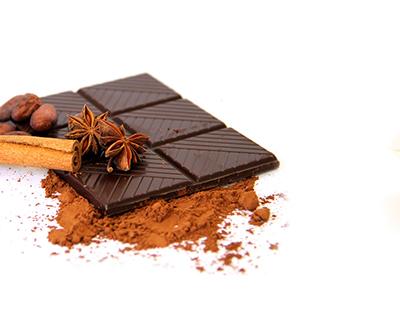 Stor chokoladeplade Kaoka økologisk fairtrade
